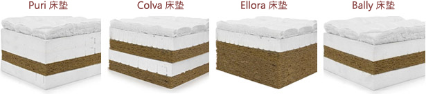 Natural Mattress From Organic Materials Palmpring Mattress
